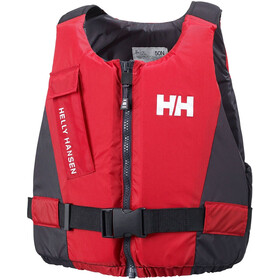 Helly Hansen Rider Chaleco, red/ebony
